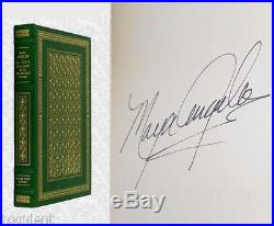 LTD Signed First Edition Leather with22kGold ALL GOD'S CHILDREN Maya Angelou