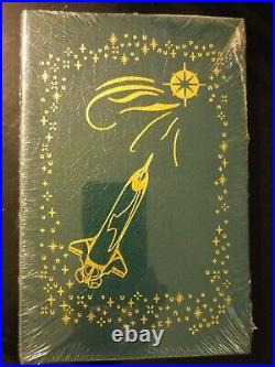 Leviathan'99 by Ray Bradbury Easton Press Leather Signed First Edition SEALED