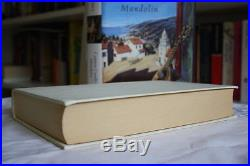 Louis de Bernieres,'Captain Corelli's Mandolin' SIGNED LINED first edition 1/1