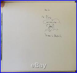 MAURICE SENDAK Where the Wild Things Are INSCRIBED FIRST EDITION