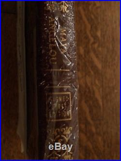 MAYA ANGELOU Celebrations SIGNED FIRST EDITION EASTON PRESS Sealed, Leather