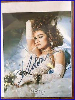 Madonna Sex First U. S. And French Editions Sealed withSigned Photo Included