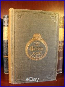 Mark Twain First Edition Collection 54 Volumes Signed 1867-1949 Huckleberry Finn