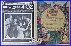 Marvels Wizard of Oz FIRST ISSUE Authorized Edition Comic MUNCHKIN Hand Signed