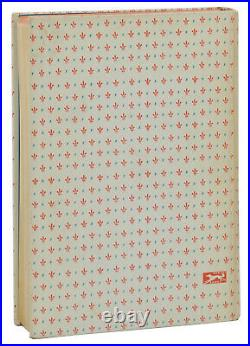 Mastering the Art of French Cooking JULIA CHILD SIGNED First Edition 8th Print