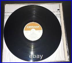 Mellow Candle Swaddling Songs lp vinyl folk prog record Deram 1st press & signed