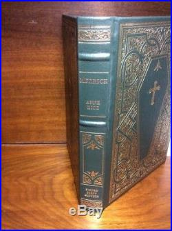 Merrick by Anne Rice Franklin Library Signed 1st Limited Edition Green Leather