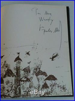 Mersad Berber SIGNED/First Edition Yugoslavia Hardcover