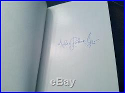 Michael Jackson Signed Moonwalk First Edition 1988