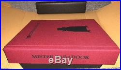Mister Babadook First Edition, pop up book Signed by Director Jennifer Kent