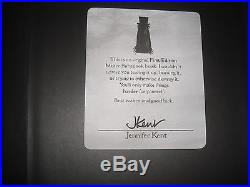 Mister Babadook Pop Up Book First Edition Signed