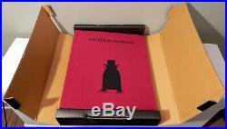 Mister Mr Babadook Pop-Up Book 1st Edition Limited signed by Jennifer Kent