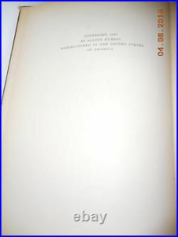 Music At Night, Aldous Huxley, hardcover, limited first edition, 1931, SIGNED