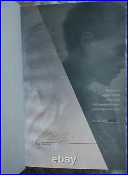 NK Jemisin Subterranean Press Broken Earth signed 1st edition first printing set