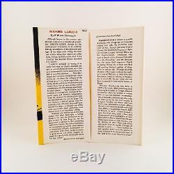 Naked Lunch SIGNED First Edition/1st Printing William S. Burroughs NF