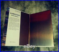 Neuromancer by William Gibson First Edition Mint Signed, Sleeve & DJ 21/375 1st