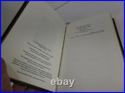 Never Give In By Winston Churchill Easton Press First Edition Numbered