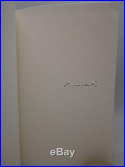 No Country For Old Men Cormac McCarthy SIGNED First Edition HC/DJ