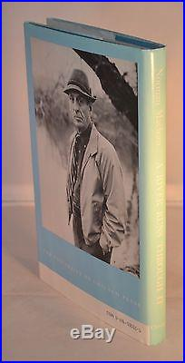 Norman MacLean SIGNED & INSCRIBED A River Runs Through It First Edition