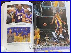 Phil Jackson 11 Rings First Edition Book Signed by Kobe Bryant & Phil