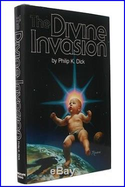 Philip K. Dick The Divine Invasion Timescape, 1981, Signed First Edition