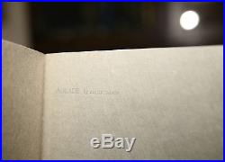 Philip Larkin Aubade Limited Edition of 250 First Edition Signed