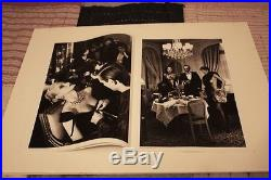 Photography Photobook Erotica Helmut Newton Signed Nude First Edition