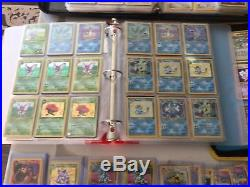 Pokemon Cards VERY RARE COLLECTION Shadowless, First Edition, Promos, Holos NM