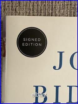 President Joe Biden Promise Me, Dad 1st Edition, Signed, Rare