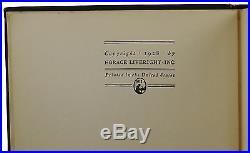 Propaganda SIGNED by EDWARD L. BERNAYS First Edition 1st Printing 1928