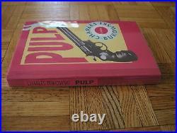 Pulp Charles Bukowski 1st Edition HC #72/300 Signed