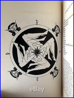 QUTUB THE POINT Andrew Chumbley + Signed Talisman 1995 1st Edition Fulgur/Xoaon