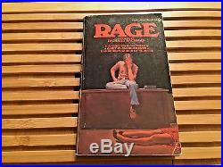 RAGE, Richard Bachman (Stephen King), First Canadian Edition, SIGNED