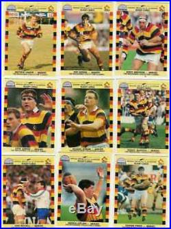 REGINA NZRFU 1st EDITION SIGNED SET OF RUGBY CARDS