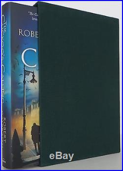 ROBERT GALBRAITH (J. K. ROWLING) The Cuckoo's Calling SIGNED FIRST EDITION