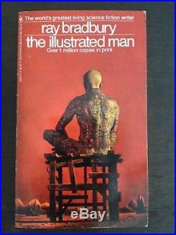 Ray Bradbury Ian Miller Bantam Box Set Signed & Inscribed First Edition Rare