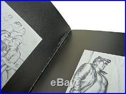 Retrospective TOM OF FINLAND Signed Limited 1/500 First Edition 1st Gay Art