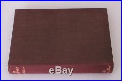 Rex Warner The Aerodrome with Proof Bodley Head, 1941, First Edition. Signed