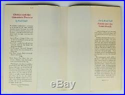 Roald Dahl Charlie and the Chocolate Factory First Edition Signed