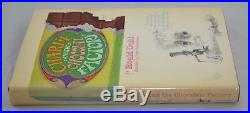 Roald Dahl SIGNED Charlie and the Chocolate Factory First Edition 2nd Issue