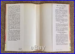 Roald Dahl The BFG 1st (First) UK Edition 1982 First Impression Unclipped