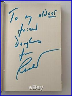 Roald Dahl The BFG UK First Edition 1985 SIGNED and INSCRIBED 1st Book