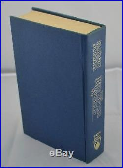 Robert Jordan SIGNED The Eye of the World First Edition First Printing