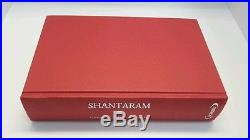SHANTARAM True first edition SIGNED INSCRIBED 2003 Gregory David Roberts SCRIBE