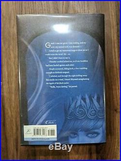 SIGNED 1st Edition/ 1st Printing Sarah J. Maas A COURT OF MIST AND FURY Hardback