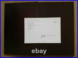 SIGNED Antoine d'AGATA YAMA First Limited Edition 500 copies SUPER LABO 2013