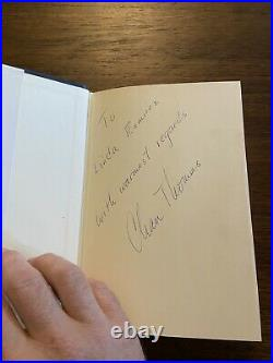 SIGNED Body 2 The Incredible World of ESP By Chan Thomas First Edition 1972