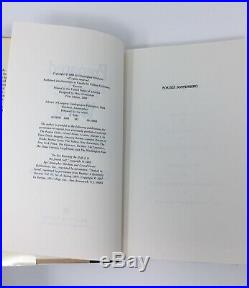 SIGNED Christopher Hitchens Prepared For The Worst First Edition First Printing