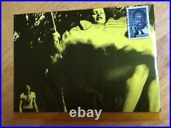 SIGNED Ellen Von Unwerth COUPLES First Edition With 2 Photo Print Invitations