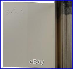 SIGNED Every Building on Sunset Strip EDWARD RUSCHA First Edition 2nd Print Ed